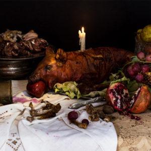 "Still Diets © Dan Bannino Henry VIII – ""The banquet diet"""
