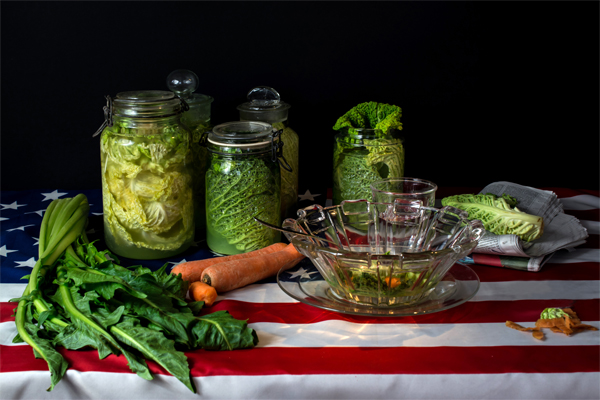 "Bill Clinton – ""Cabbage soup diet"" Unlimited amount of cabbage soup to mix with other vegetables."