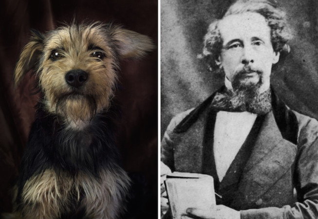 Charles Dickens - Poetic Dogs