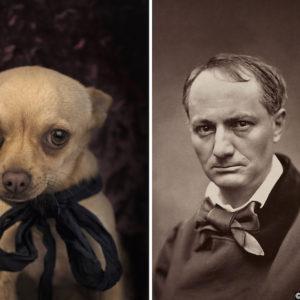 Valentino - Charles Pierre Baudelaire
