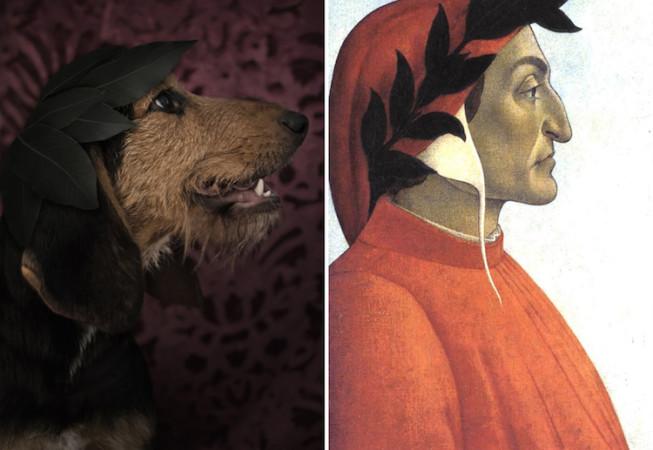 Dante Alighieri - Poetic Dogs
