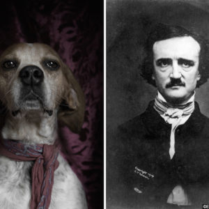 Blue - Edgar Allan Poe