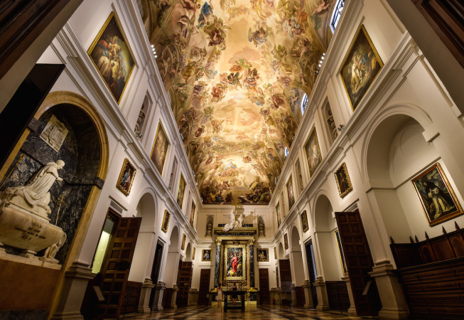El Greco's Portraits Gallery in Toldedo's Cathedral