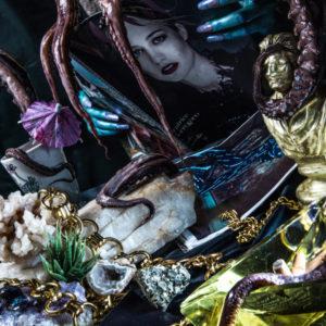Lady Monsters ©Dan Bannino -  Lady Cthulhu