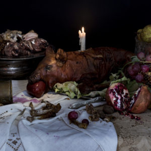 "Still Diets © Dan Bannino - Henry VIII ""Banquet diet"""