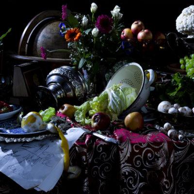 """Still Diets © Dan Bannino - Albert Einstein """"Vegetarian Diet"""""""