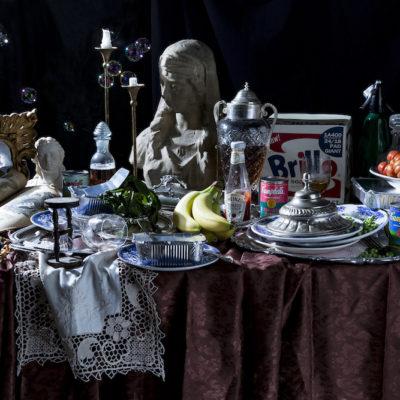 "Still Diets X PHoA © Dan Bannino Andy Warhol ""New York City Diet"""