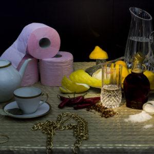 "Still Diets © Dan Bannino - Beyonce – ""Master Cleanse"""