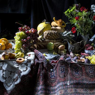 "Still Diets X PHoA © Dan Bannino Steve Jobs ""Fruitarian Diet"""